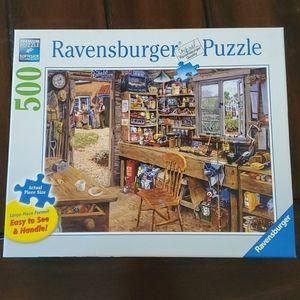 Ravensburger 500 piece puzzle